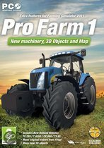 Pro Farm 1 - Uitbreiding Farming Simulator 2011