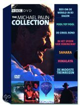 Michael Palin DVD box met 8 series