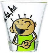 Leonardo Kids Drinkglas Haha - 6 stuks