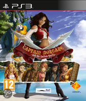 Captain Morgane and the Golden Turtle  PS3