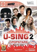 U-Sing 2 Popstars + 1 Microfoon