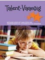Talent-Vaardig ( Hoogbegaafd ) vernieuwde versie 2015