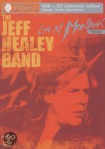 Jeff Healey Band - Live At Montreux 1989