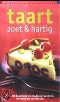 Taart, Zoet & Hartig