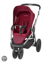 Maxi Cosi Mura Plus 3 - Kinderwagen - Robin Red  - 2015