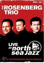 Rozenberg Trio - Live At The North Sea Jazz Festival (Dvd+Cd)