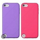 Belkin Flex-etui voor iPod touch 4e generatie (16GB) - Roze/Paars