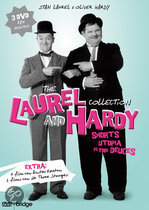 Laurel And Hardy Verzamelbox