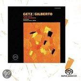 Getz & Gilberto -SACD- (Single Layer/Stereo)