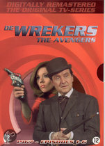 Wrekers 1967/1968 Afl. 1 t/m 6 (2DVD)