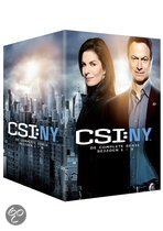 CSI: New York - Seizoen 1 t/m 9