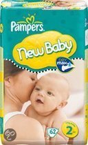 Pampers New Baby - Luiers