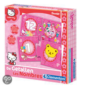 Hello Kitty: De Getallen