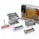Marcato Pastamachine Multipast met pastabike 8 soorten pasta