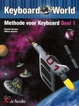 Keyboard World Deel 1 (Boek met Cd)