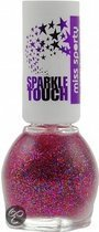 Miss Sporty Transformers - 889 Sparkle Touch - Paars - Nagellak