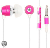 G-Cube iBudsTalk Element I: Iodine - In-ear oordopjes