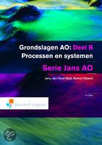 Grondslagen van de administratieve organisatie / deel B processen en systemen