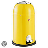 Wesco Kickmaster Junior Pedaalemmer - 15 l - Lemon Yellow