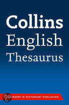 Collins English Paperback Thesaurus