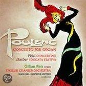 Poulenc: Concerto for Organ etc - Gillian Weir -SACD- (Hybride/Stereo/5.1)