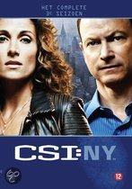 CSI: New York - Seizoen 3
