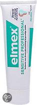 Elmex Sensitive Tandpasta | Tube 75ml | Voor gevoelige tanden