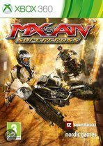 MX vs ATV, Supercross  Xbox 360