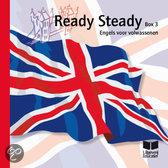 Ready Steady 3 (luisterboek)