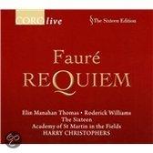 Requiem/Ave, Verum Corpus/Vesperae Solennes