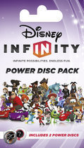 Disney Infinity 2 Power Discs Pack Serie 3 3DS + Wii U + PS3 + Xbox 360