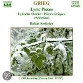 Grieg: Lyric Pieces / Balazs Szokolay