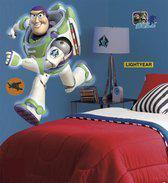 Disney RoomMates Muursticker Toy Story Buzz Giant - Glow in the Dark - Multi