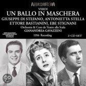 Verdi: Un Ballo In Maschera (Milan, 12/4/1956)