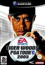 Electronic Arts Tiger Woods PGA Tour 2005, NGC