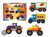 Hama Strijkkralen Vrachtwagens