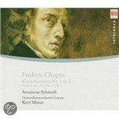 Frederic Chopin: Klavierkonzerte Nr. 1 & 2