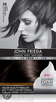 John Frieda Precision Foam Colour - 3N Deep Brown-Black - Haarverf