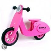 Simply Loop-Scooter Roze