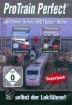 Blue Sky Interactive pc DVD-ROM ProTrain Perfect AddOn 2 Dresden - Nrnberg + AddOn 3 Stuttgart - Mnchen