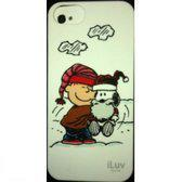 iLuv Hard Case Linus and Peanuts voor Apple iPhone 5/5S