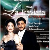 Verdi: La Traviata A Paris - Greatest Moments / Mehta et al
