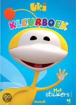 Uki Kleurboek+Stickers