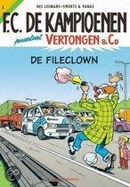 Vertongen & Co 05 - De fileclown