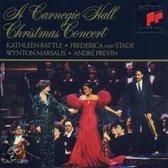 A Carnegie Hall Christmas Concert