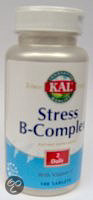 Kal Stress B Complex & C - 100 Tabletten - Vitaminen