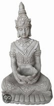 Stone-Lite Deco Tuinbeeld Boeddha 683