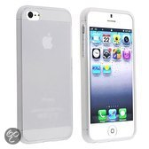 Iphone 5 / 5S  transparant cover / hoesje