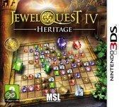 Jewel Quest 4: Heritage - 2DS + 3DS