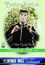 Steamboat Bill Jr. (dvd)